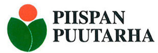 Piispan puutarha -logo
